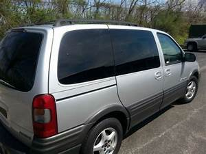 Find Used Pontiac Montana Minivan In Laurel  Maryland