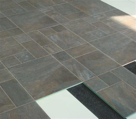 Laminated Flooring Floor Tile Looks Like Brick Wood Look