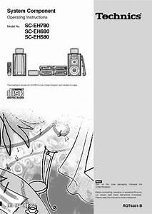 Sc-eh580 Manuals