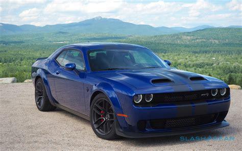 2019 Dodge Hellcat by 2019 Dodge Challenger Gallery Slashgear