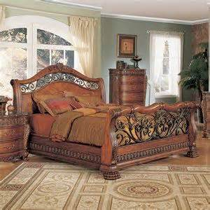 North Shore Sleigh Bed by 17 Best Images About Wrought Iron Beds And Canopies On
