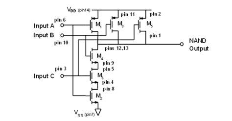 Schematic Diagram Breadboard