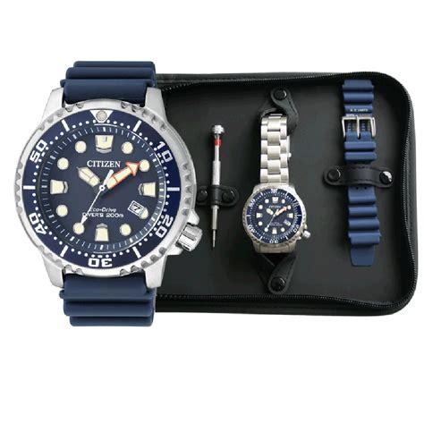 Citizen Promaster Dive Citizen Bn0151 17lm Promaster Sea Gift Set