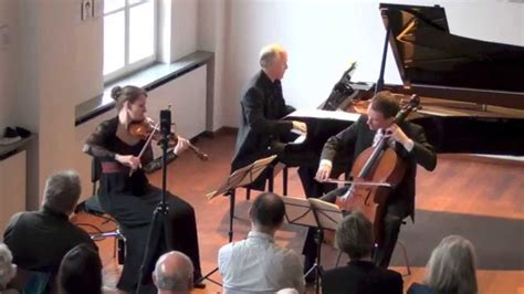 Schubert Piano Trio B Flat Major D898