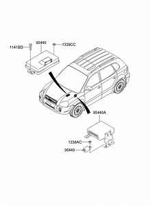 9544539052 - Hyundai Relay