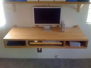 DIY Computer Desk DIY and Crafts