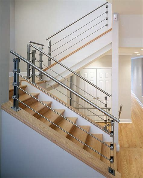 stainless steel banister handrail 25 best ideas about stainless steel railing on