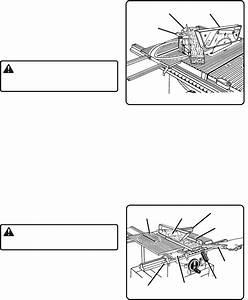 Page 24 Of Ryobi Saw Bt3000 User Guide