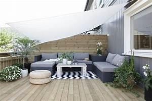 Decoration Terrasse Exterieur : 30 id es d co style scandinave pour l 39 ext rieur ~ Teatrodelosmanantiales.com Idées de Décoration