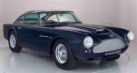 This Ultra-rare Pre-production Aston Martin Db4 Has Been