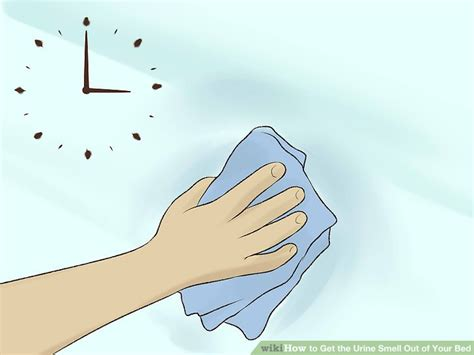 how to get urine out of a mattress how to get the urine smell out of your bed 11 steps