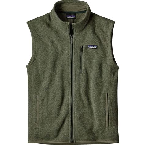 mens sweater vest patagonia better sweater fleece vest 39 s backcountry com