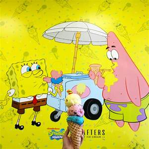NickALive!: Afters Ice Cream Unveils New SpongeBob ...