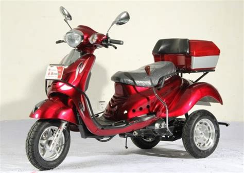 3 wheel motorcycle scooter disabled tricycle id 6921772