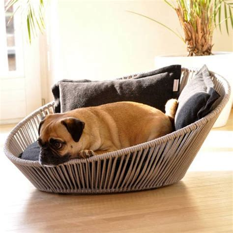 siro twist dog bed petagadget