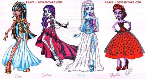 Monster Fashion De Rsac3