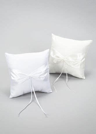 ring bearer accessories pillows signs david s bridal
