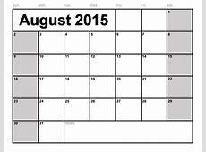 2015 Calendar Monthly Printable – 2017 printable calendar
