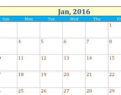 year flexible calendar  excel templates