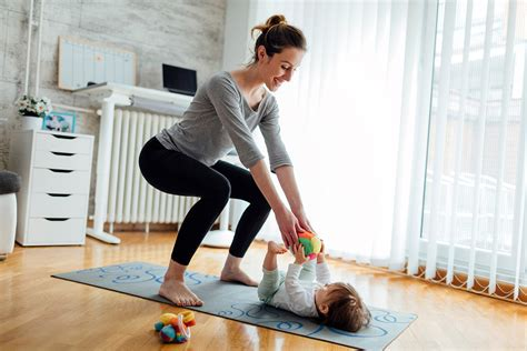 6 Exercise Tips To Keep In Mind For Breastfeeding Moms