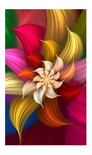 Cute Unique Art Flower Wallpapers Hd Wallpapers Hd ...