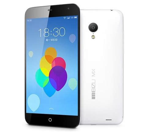 android smartphone meizu mx4 is android based iphone copycat from china