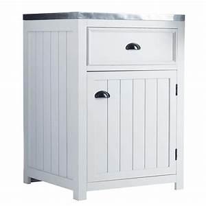 meuble bas cuisine 120 cm manomano meuble sous evier cm With meuble bas cuisine 120 cm pas cher