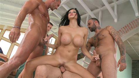 Busty Pornstar Aletta Ocean Gangbang Hardcore Xbabe Video