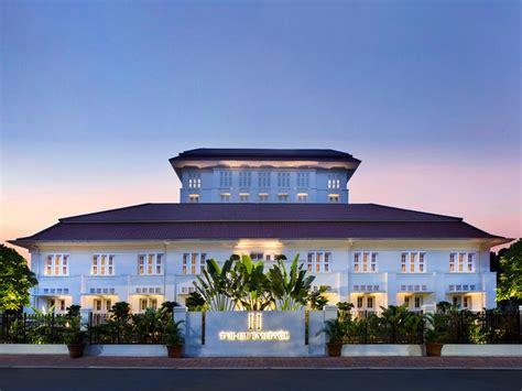 hotel  hermitage  tribute portfolio jakarta