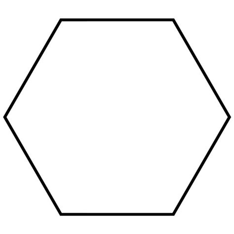 hexagon picture images  shapes