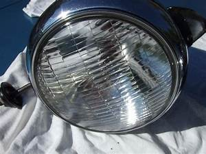 Find Vintage Pair Guide Headlights    Ford Model A    Hot