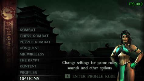 Mortal Kombat Unchained Usa Iso