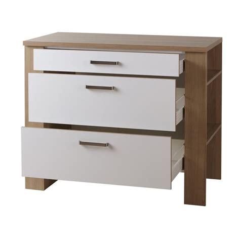 meuble bas cuisine 3 tiroirs meuble de cuisine bas 3 tiroirs adelia 2 achat vente