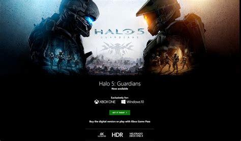 Halo 5 Guardians Might Get Pc Platform Release