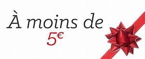 Cadeau 5 Euros : id e cadeau no l id es cadeaux livres ~ Teatrodelosmanantiales.com Idées de Décoration
