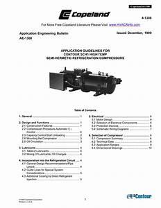 120 Volt Copeland Compressor Wiring Diagram