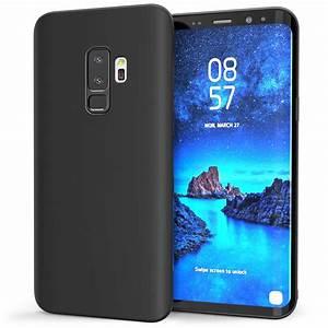 Samsung Galaxy S9 : caseflex samsung galaxy s9 plus matte tpu gel case solid ~ Jslefanu.com Haus und Dekorationen