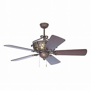 Craftmade lighting toscana peruvian bronze ceiling fan