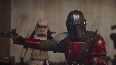 WATCH: 'The Mandalorian' is a gunslinging warrior in first ...