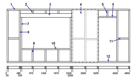 upper corner kitchen dimensions timber plus toolbox assembling wall frames wall frame