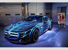 Mercedes AMG GT NEXTridoron Appears in Kamen Rider Drive