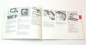 Mercedes Operating Instructions Owners Manual Book 300e