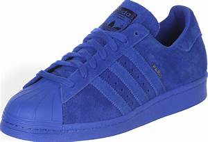 Adidas SUPERSTAR 80s City Series Shoes Blue