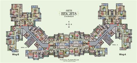 floor plan sheth heights