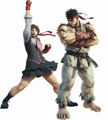 Ryu Hunter Monster Fighter Street Sakura Mhw