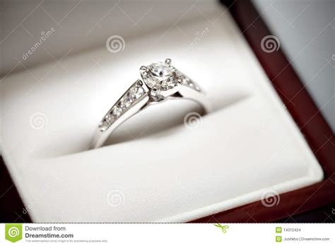 engagement ring in box image of bridal gift