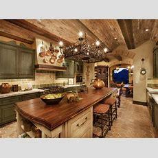 Tuscan Kitchens  Hgtv