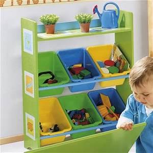 Rangement Jouet Enfant : etagere bac rangement jouet ~ Teatrodelosmanantiales.com Idées de Décoration