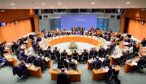 Berlin International Conference on Libya - 19 January 2020 ...