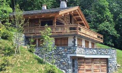 3 chalet de montagne de 250m2 224 la clusaz haute savoie atelier raymond brun architectes